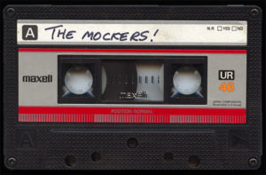 The Mockers 1987 Demo