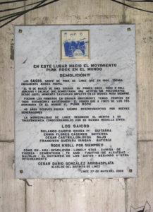 Saicos Plaque