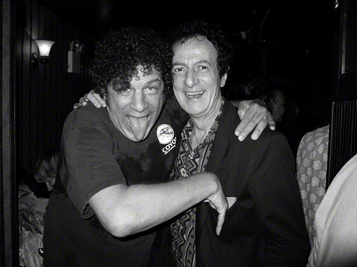 Billy Miller and JD Martignon.