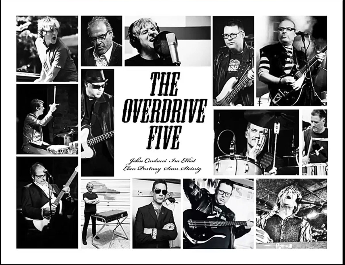 Satisfaction Guaranteed: Meet The Overdrive Five
