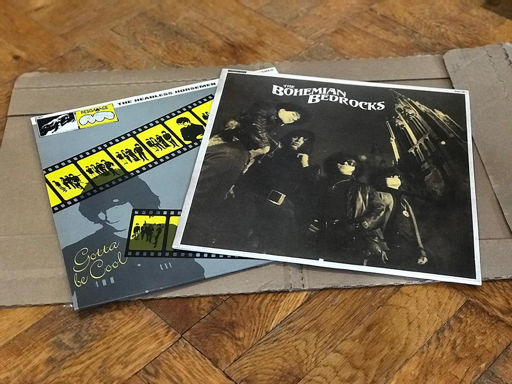 Headless Horsemen Bohemian Bedrocks Records