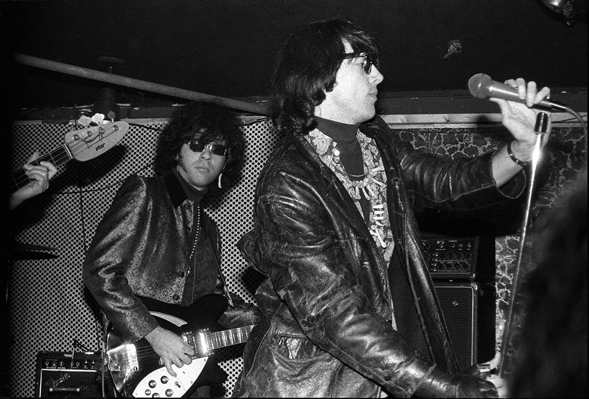 The Fuzztones at The Dive