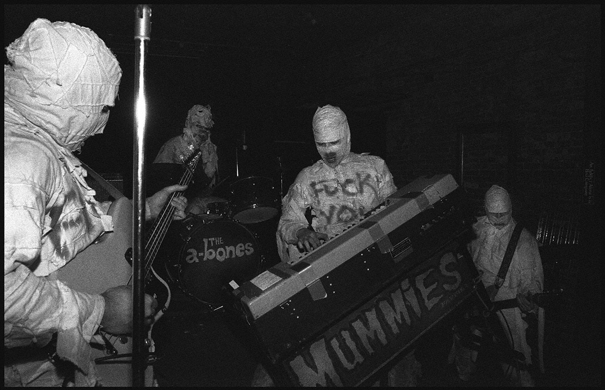 The Mummies at Green Door